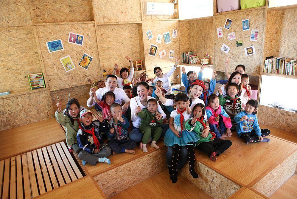 據說這是亞洲最有范的兒童活動中心
