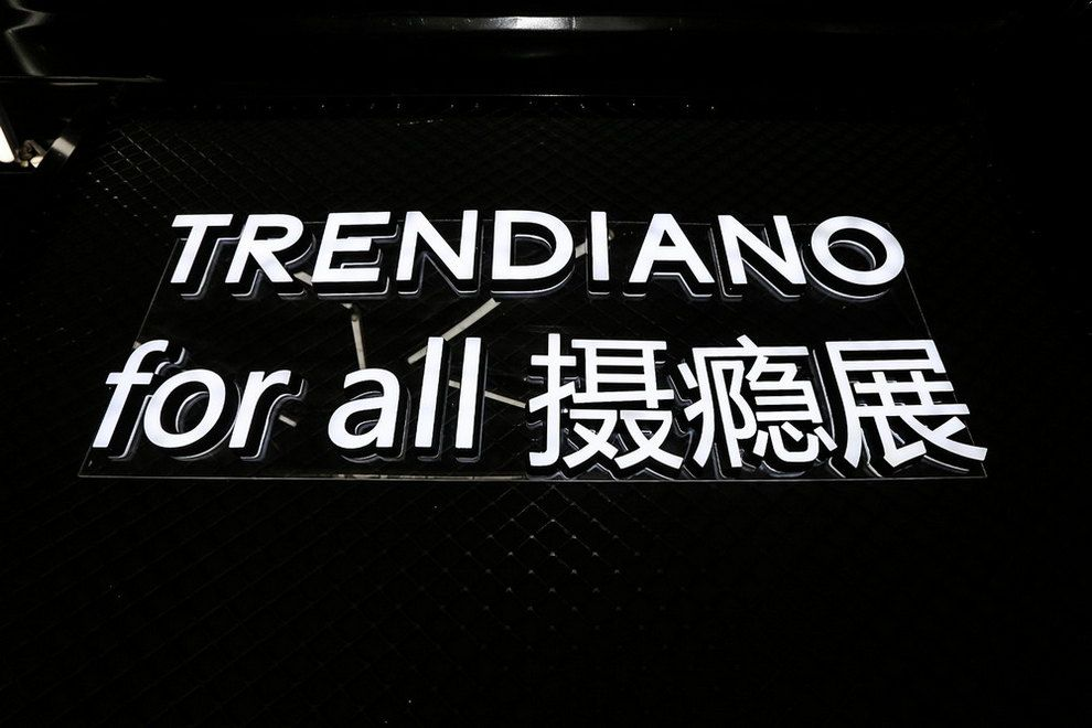 TRENDIANO for All Photo-Addict Showand Limited Ghost Collection Launch