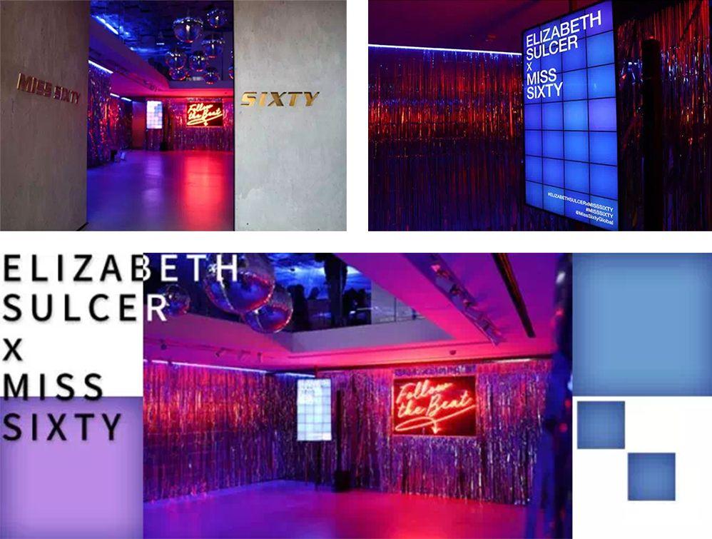 ELIZABETH SULCER x MISS SIXTY膠囊系列全球首發!
