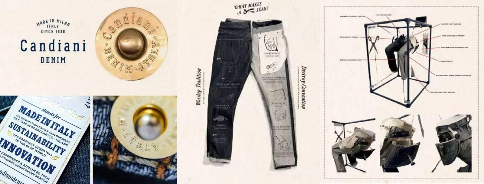 赫基集團再擴國際時尚業務版圖,控股荷蘭殿堂級牛仔品牌Denham